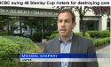 Watch Mr. Shapray discuss the ability for ICBC to collect on damages incurred during the Vancouver Stanley Cup Riots.